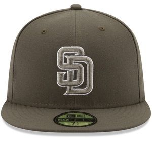 New Era Other - San Diego Padres New Era 59FIFTY Fitted Hat