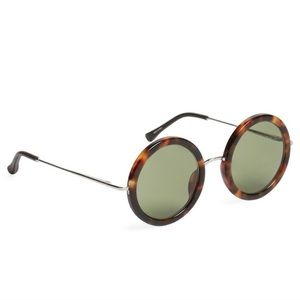 Linda Farrow Accessories - The Row x Linda Farrow Classic Tort Sunglasses