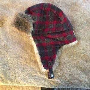 27a429e7917 Carhartt Accessories - Carhartt Womens Faux Fur Earflap Bomber Hat