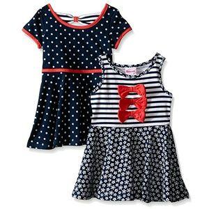 Nannette  Other - 2-Pack Nannette Knit Dresses