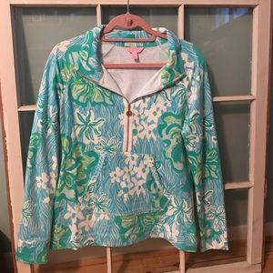 Lilly Pulitzer Tops - Lilly Pulitzer Pop Over!