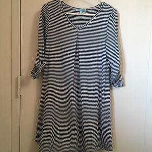 She & Sky striped dress