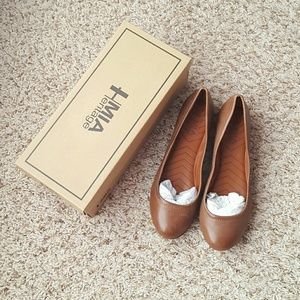 MIA Shoes - *sale* New MIA chestnut leather flats