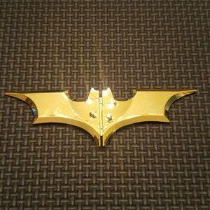 Other - Batman Magnetic Money Clip Gold