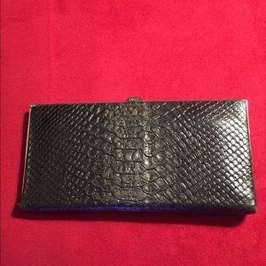 Lodis Handbags - Lodis Saint Germaine Primadonna Clutch Wallet