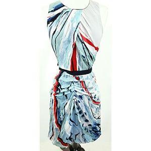 Diane von Furstenberg Dresses & Skirts - Diane Von Furstenberg  Sleeveless Print Dress