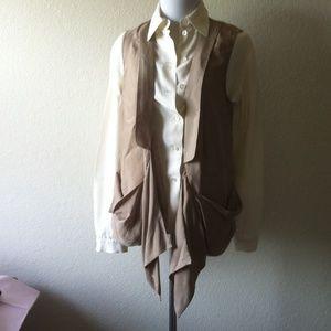 Trouve Jackets & Blazers - Trouvé Vest