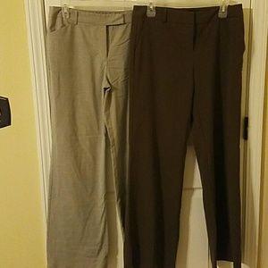 Size 6 dress pants