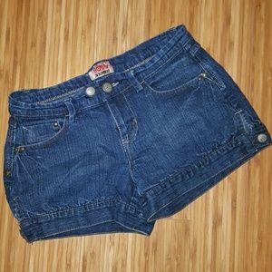 Juniors jean shorts (1)