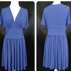 BCBGeneration Dresses & Skirts - BCBGeneration Blue knee length dress