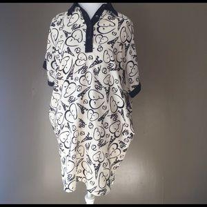 Catherine Malandrino Dresses & Skirts - Catherine Melandrino Paris Dress / Tunic