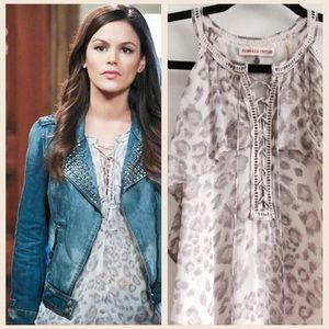 Rebecca Taylor Tops - Rebecca Taylor tank from Hart Of Dixie!