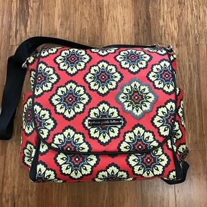 Petunia Pickle Bottom Handbags - Petunia Pickle Bottom Boxy diaper bag