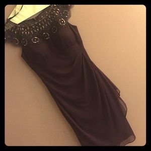 Xscape Dresses & Skirts - Xscape purple dress