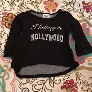 Erge Other - I belong in Hollywood shirt