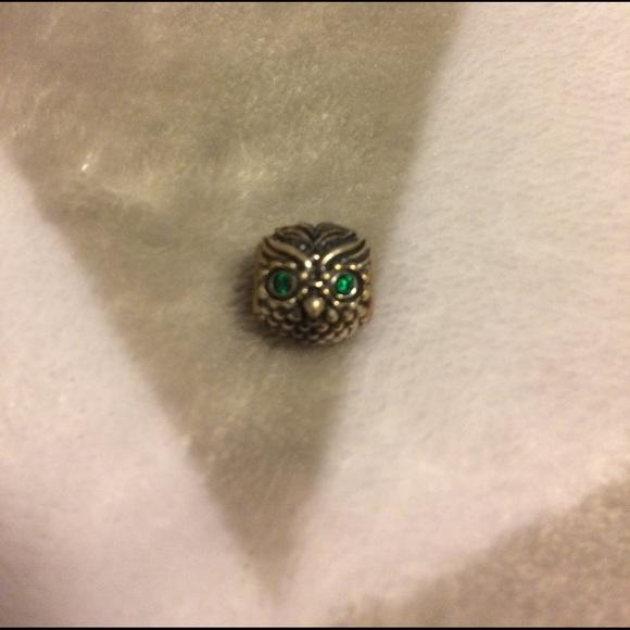 3fc51c921 Jewelry | Pandora Wise Owl Charm | Poshmark