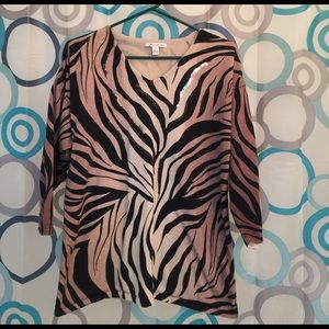 Just My Size Tops - JM Collection top nice Large