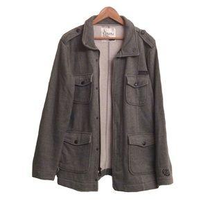 Ezekiel Other - Military style easy jacket