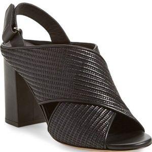 Vince Shoes - 🆕 VINCE Criss Cross Woven Mule