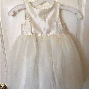 David's Bridal Other - Ivory/Off White DAVID'S BRIDAL Flower Girl Dress