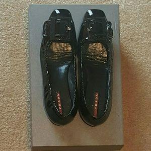 Prada Linea Rossa Shoes - Prada, Calzature Donna, Linea Rossa, Size 37.5