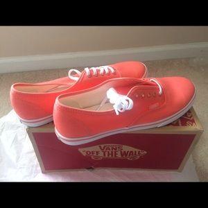 VANS Authentic Lo Pro Shoes Women Sneakers Sz 9