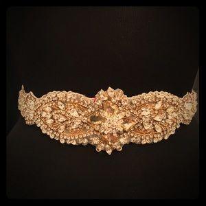 Allure Bridals Accessories - 🛍WEEKEND SALE 🛍 NWT Allure Bridals Sash #S101