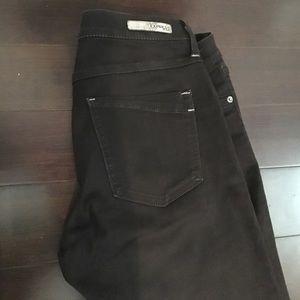Express Denim - EXPRESS Black Stella Legging Skinny Jean
