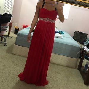 Jump Dresses & Skirts - NWT Strapless Prom/Homecoming/Formal Wear Dress
