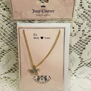 Juicy Couture Stars Necklace