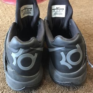 "Nike Other - Mens Nike Zoom KD IV ""blackout"""
