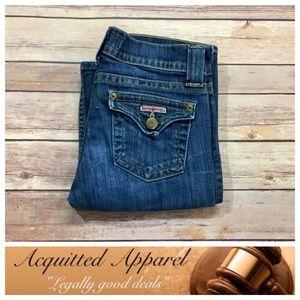 Hudson Jeans Other - {Girls} [Hudson] Jeans Classic pocket Bootcut