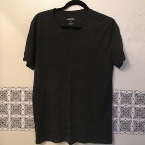 Foreign Exchange Other - NWOT Foreign exchange tshirt charcoal grey vneck