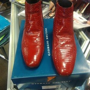 GIORGIO BRUTINI  Other - GIORGIO BRUTINI 'Private Collection 'MAN BOOTS