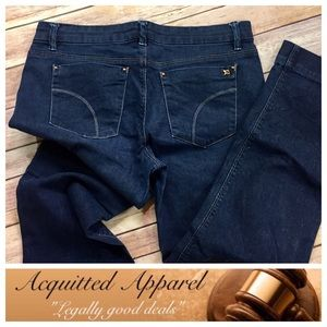 Joe's Jeans Denim - [Joe's] jeans provocateur cut dark wash beautiful