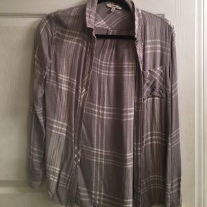 Calvin Klein grey flannel