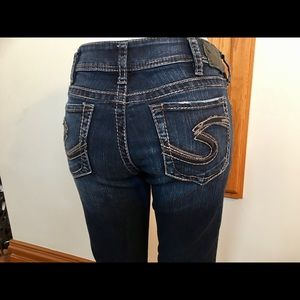 Silver Jeans Denim - Silver Boot Cut Suki Jeans