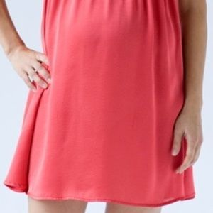 Hatch Dresses - Hatch Coral Garden Party Maternity Dress