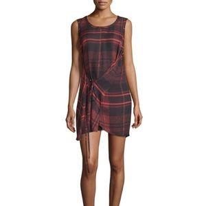 McQ Alexander McQueen Dresses & Skirts - HP 🏆McQ Alexander McQueen silk plaid dress