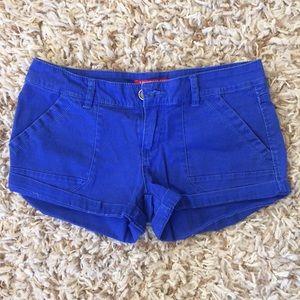 UNIONBAY Pants - UnionBay Blue Shorts