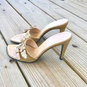 Casadei Shoes - Casadei Slip On Heels!!