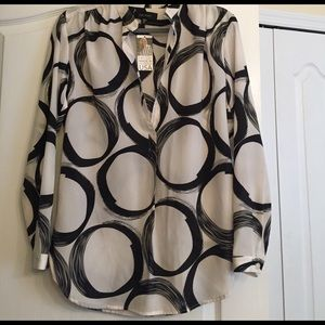 KAREN KANE new with tags blouse