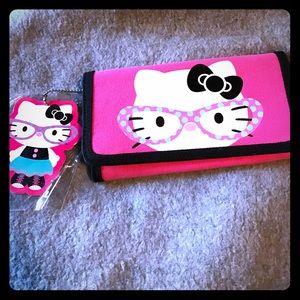 Sanrio Handbags - NWT Hello Kitty Wallet