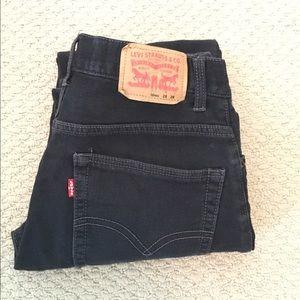 Levi's Other - SALE! EUC Levi's 511 'The Knit' Jeans 28x28