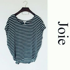Joie Tops - Joie 100% silk top! Loose fit Small