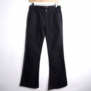 Theory Denim - Theory 5 pocket black flared jeans