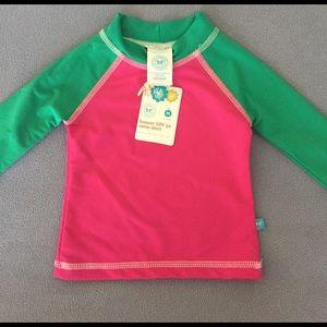 The Honest Company Other - Honest Swim Shirt UPF 50