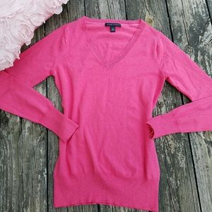 Banana Republic Silk Blend Sweater XS
