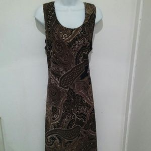 ⭐CCO SALE⭐Studio one brown dress from jcpenny