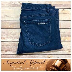 Michael Kors Denim - [Michael Kors] Scrunchy Skinny Ankle Jeans